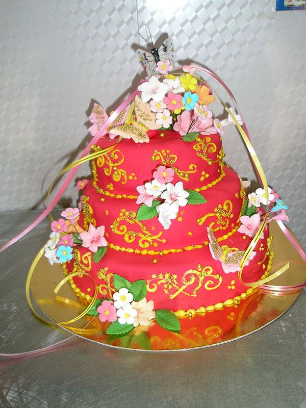 Свадебные торты на заказ medovik nn ru